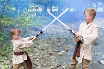 Star Wars Photo Shoot | Star Wars Dream Session