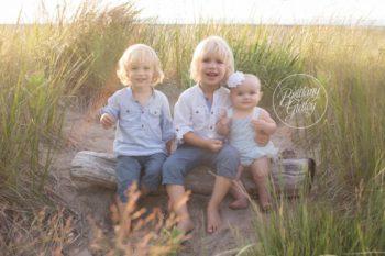 Beach Photographer | Nora 6 Months | Mentor Headlands Beach