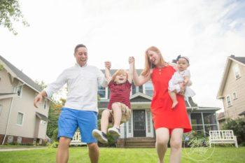 Lifestyle Family Photographer | The Krainz Family