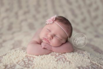 Newborn Photos | Introducing Becca