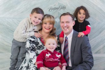 Downtown Cleveland | The Williams Family